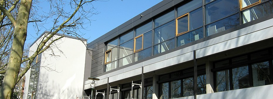 Alucobond - Rathaus, Hofheim